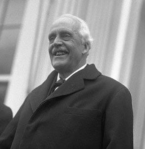 Arthur Balfour, author of the infamous declaration