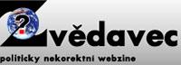 Zvedavec logo