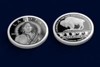 Lakota currency - 1oz .999 Fine Silver