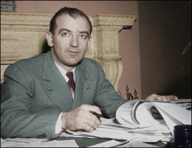 Joseph McCarthy: His efforts to expose and remove Communists from the U.S. government caused forces far wider than Communism itself to viciously attack and destroy him.