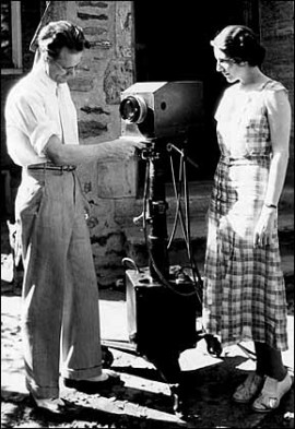 Philo and Elma Farnsworth